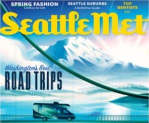 A Seattle Met Magazine top Seattle Dentists 2021