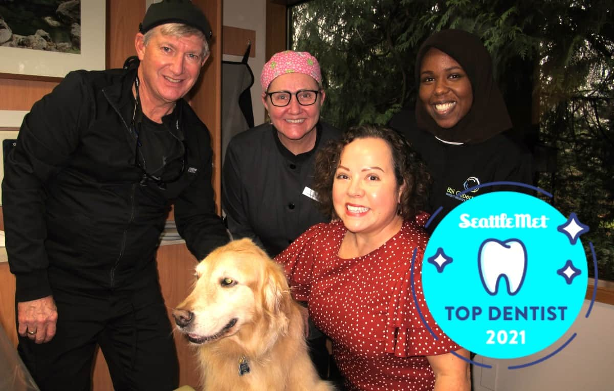 Bill Gilbert Voted Best Seattle Dentists